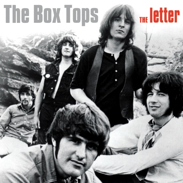 the letter box tops the letter the box tops 1967 1960s days of rage 25158