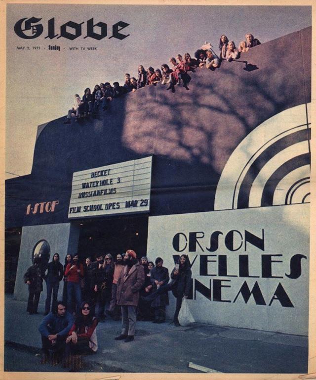 Orson Welles Cinema  8s: Days of Rage