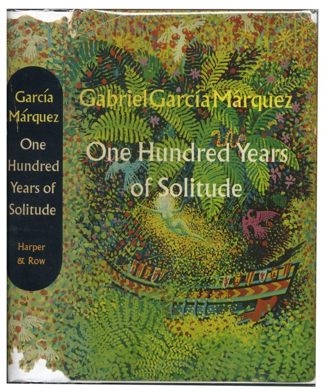 one hundred years of solitude essays Published: mon, 5 dec 2016 gabriel garcia marquez's novel, one hundred years of solitude, uses magical realism to portray political events and atmospheres that marquez, himself, and other latin americans experienced during their lifetimes.